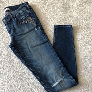 Hollister Distressed Women's Jeans